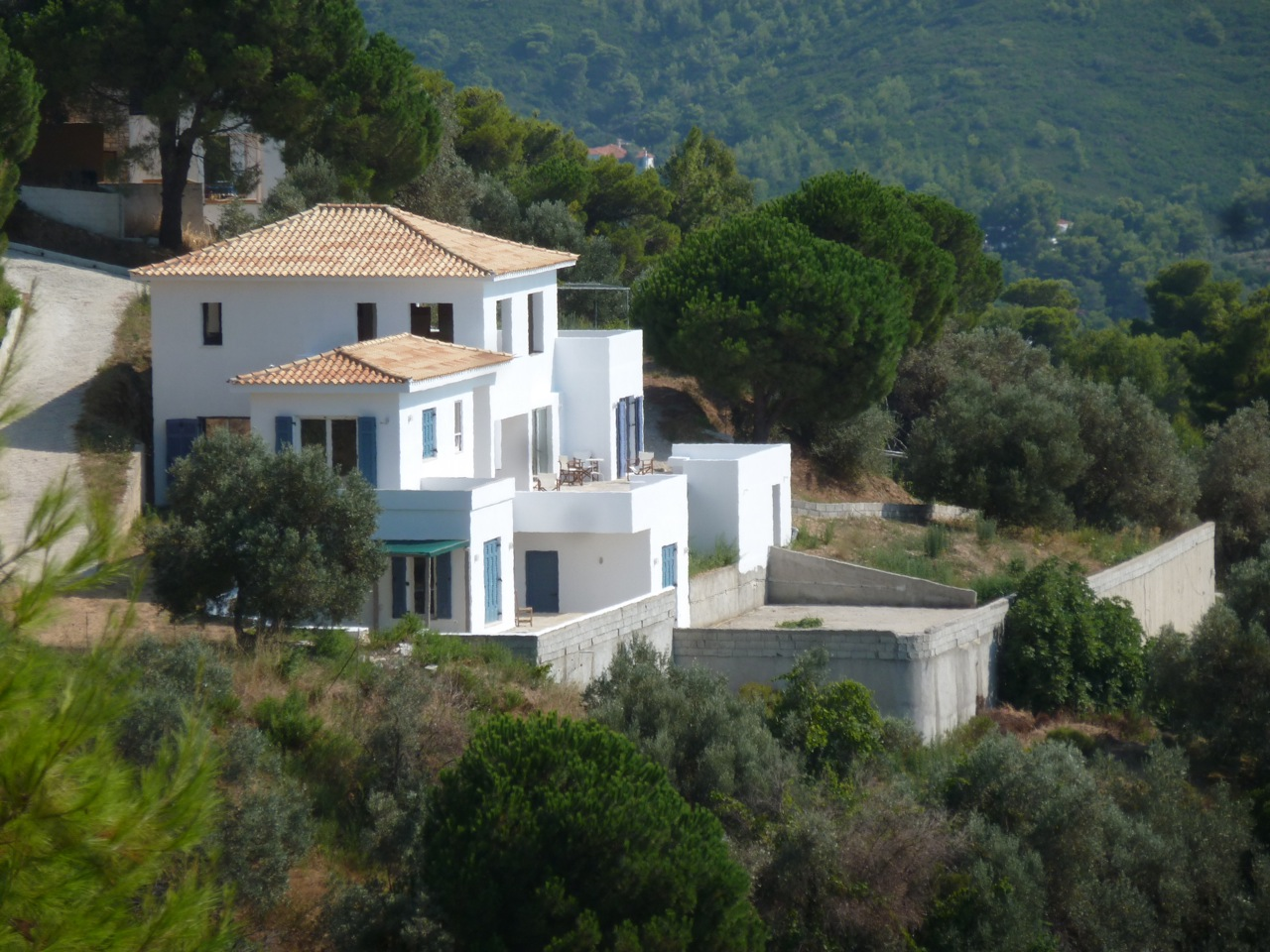 TWO THIRDS FINISHED LUXURY VILLA WITH POOL & FABULOUS VIEWS