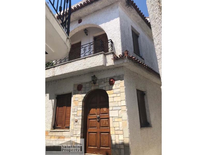 THREE STOREY HOUSE IN SKIATHOS TOWN