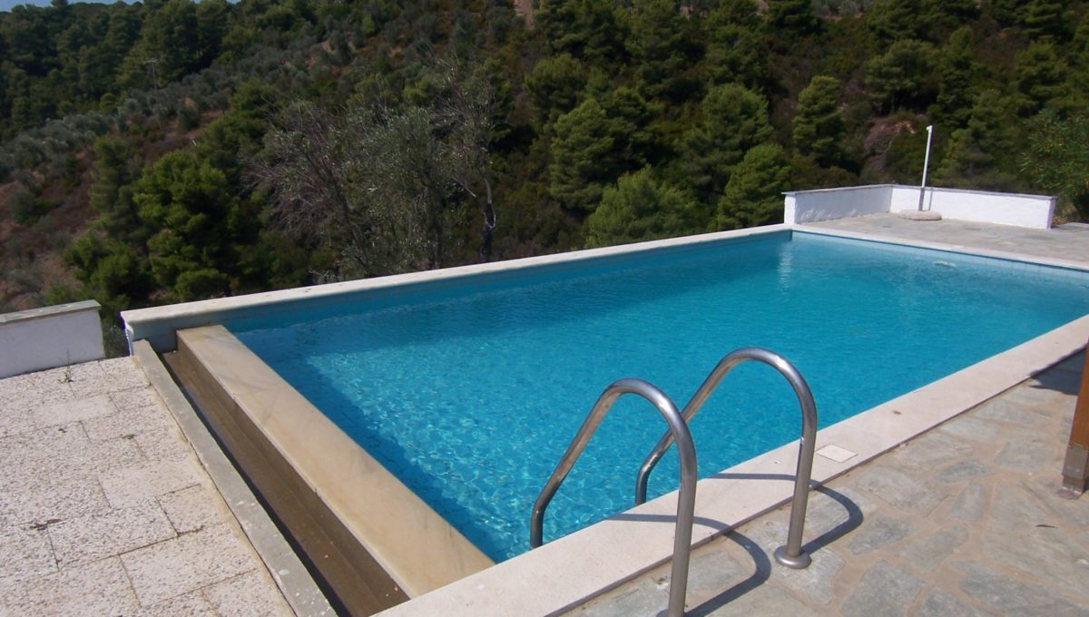 ornet villa pool 3