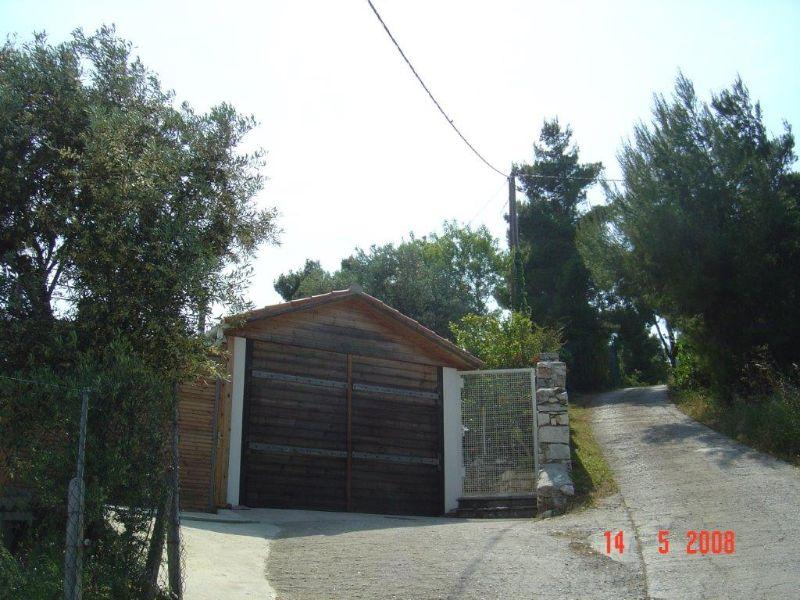 1 Entrance - Garage