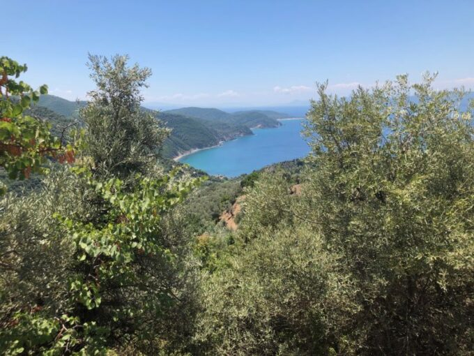 PLOT IN KEHRIA, WITH MAGNIFICENT VIEWS TO KECHRIA BEACH AND PELION