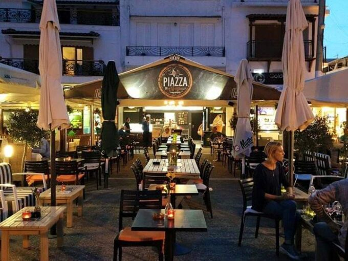 SUCCESSFUL BUSINESS LOCATED IN WATERFRONT SKIATHOS TOWN