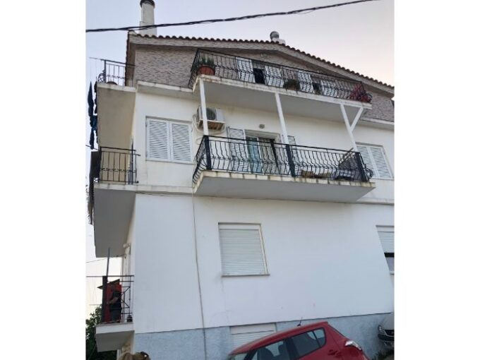 APARTMENT FOR SALE AND BASEMENT