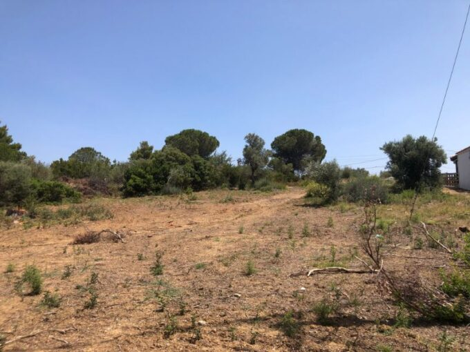 BUILDABLE PLOT IN KALIVIA, EASY TO BUILD, VERY CLOSE TO ROAD TO EVAGGELISTRIA MONASTERY